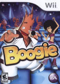 Boogie Wii Front Cover