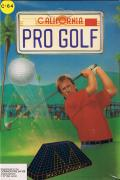 California Pro Golf Commodore 64 Front Cover