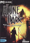 Alone in the Dark: The New Nightmare Windows Front Cover