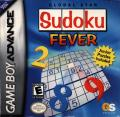 Sudoku Fever Game Boy Advance Front Cover