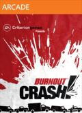 Burnout Crash! Xbox 360 Front Cover