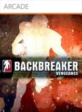 Backbreaker Vengeance Xbox 360 Front Cover