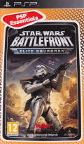 Star Wars: Battlefront - Elite Squadron PSP Front Cover