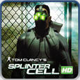 Tom Clancy's Splinter Cell PlayStation 3 Front Cover