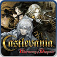Castlevania: Harmony of Despair PlayStation 3 Front Cover
