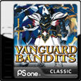 Vanguard Bandits PlayStation 3 Front Cover