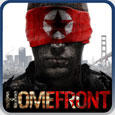 Homefront PlayStation 3 Front Cover