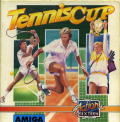Tennis Cup Amiga Front Cover