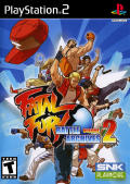 Fatal Fury: Battle Archives Volume 2 PlayStation 2 Front Cover