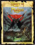 Rings of Medusa DOS Front Cover