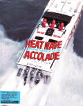 Heat Wave: Offshore Superboat Racing DOS Front Cover
