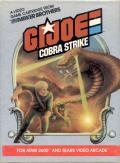 G.I. Joe: Cobra Strike Atari 2600 Front Cover