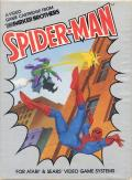 Spider-Man Atari 2600 Front Cover