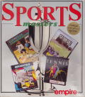 Sports Masters Amiga Front Cover