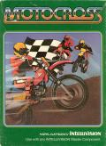 Motocross Intellivision Front Cover