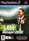 LMA Manager 2006 PlayStation 2 Front Cover