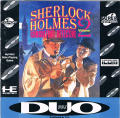 Sherlock Holmes Consulting Detective: Volume II TurboGrafx CD Front Cover