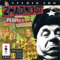 Zhadnost: The People's Party 3DO Front Cover