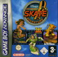 Disney's Extreme Skate Adventure Game Boy Advance Front Cover