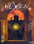 Hexen: Beyond Heretic DOS Front Cover