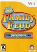 Family Feud: Decades Wii Front Cover
