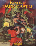Beyond Dark Castle Amiga Front Cover