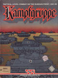 Kampfgruppe Amiga Front Cover
