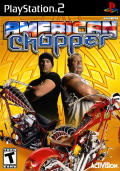 American Chopper PlayStation 2 Front Cover