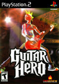 Guitar Hero PlayStation 2 Front Cover