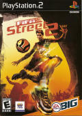 FIFA Street 2 PlayStation 2 Front Cover