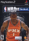 NBA 08 PlayStation 2 Front Cover