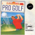 California Pro Golf DOS Front Cover