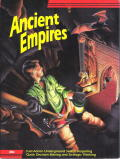 Super Solvers: Challenge of the Ancient Empires! DOS Front Cover
