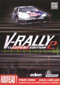 Need for Speed: V-Rally 2 Windows Front Cover