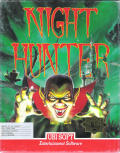 Night Hunter DOS Front Cover