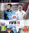 FIFA Soccer 11 PlayStation 3 Front Cover