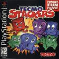 Tecmo Stackers PlayStation Front Cover