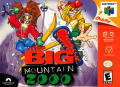 Big Mountain 2000 Nintendo 64 Front Cover