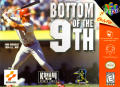 Bottom of the 9th Nintendo 64 Front Cover