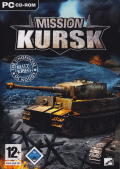 Mission Kursk: The Unofficial Addon to Blitzkrieg Windows Front Cover