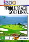 Pebble Beach Golf Links 3DO Front Cover