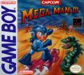 Mega Man III Game Boy Front Cover