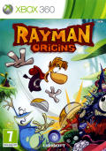 Rayman Origins (Collector's Edition) Xbox 360 Front Cover