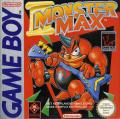 Monster Max Game Boy Front Cover