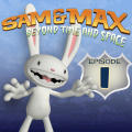Sam & Max: Season Two - Episode 1: Ice Station Santa iPad Front Cover