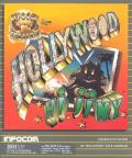 Hollywood Hijinx DOS Front Cover