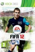 FIFA Soccer 12 Xbox 360 Front Cover