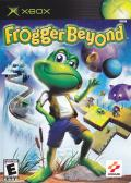 Frogger Beyond Xbox Front Cover