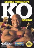 George Foreman's KO Boxing Genesis Front Cover