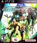 Enslaved: Odyssey to the West PlayStation 3 Front Cover